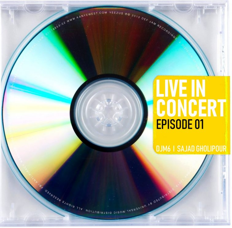 LIVE IN CONCERT - EPISODE 01